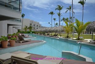 Swim-up Suites, Excellence El Carmen