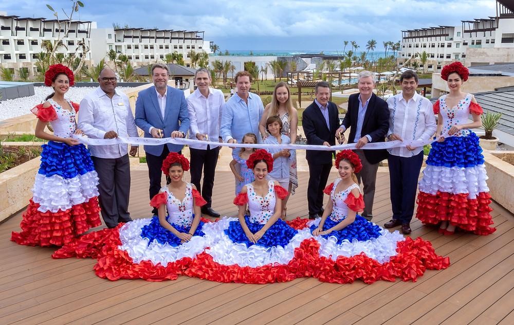 Dreams Macao Punta Cana Grand Opening