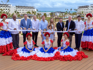DREAMS MACAO BEACH PUNTA CANA OPENS IT DOORS