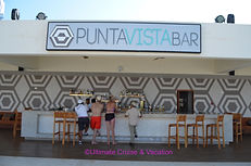 Adult-Only Bar, Hyatt Ziva Cancun