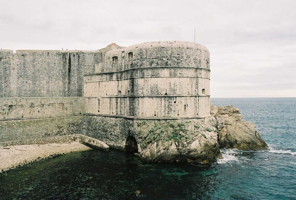 Dubrovnik Old City Walls taken by Justin French