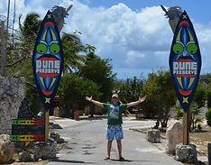 Jay @ Dune Preserve, Anguilla