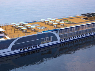 AMA MAGNA: A NEW DIMENSION IN RIVER CRUISING