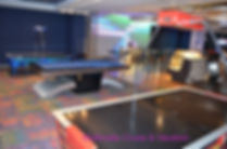 Teens Game Room at Moon Palace Cancun