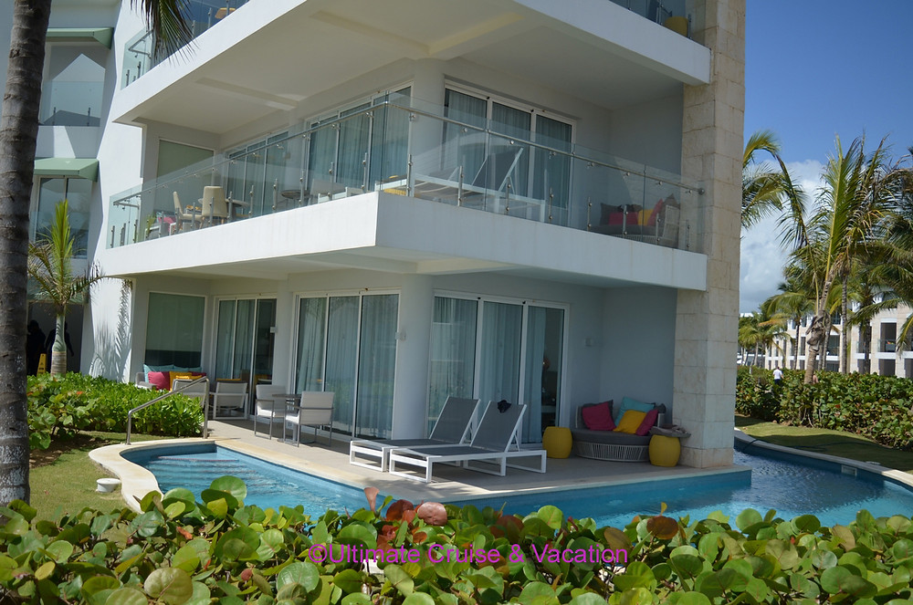 Wrap Around Swim-up Suite, Nickelodeon Punta Cana