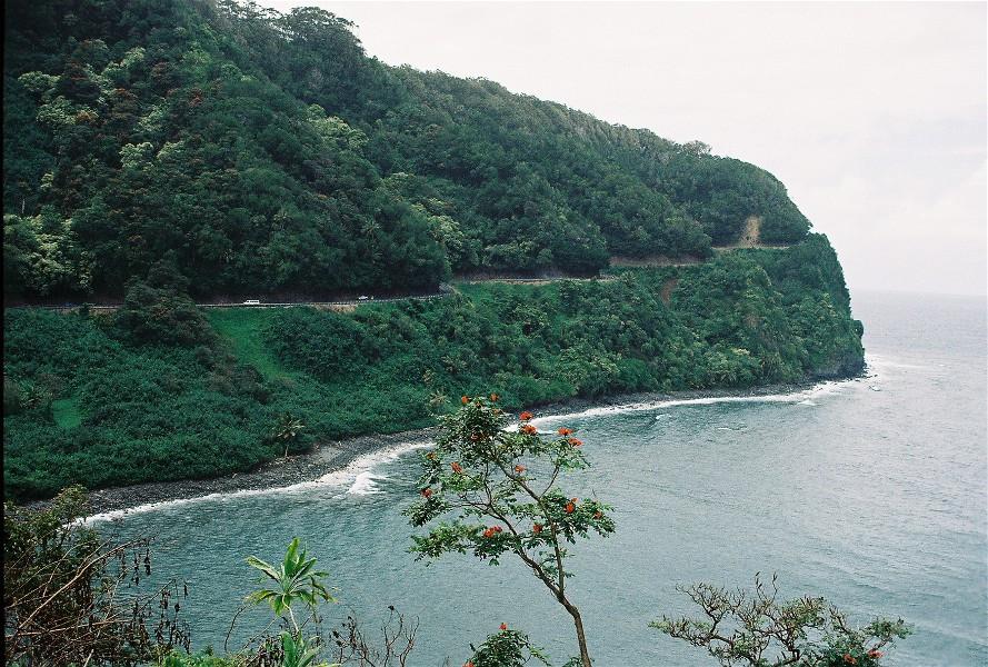 Road to Hana. Maui, Hawaii