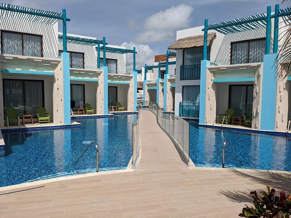 Swim Up Suites at Margaritaville Island Reserve Riviera Cancun