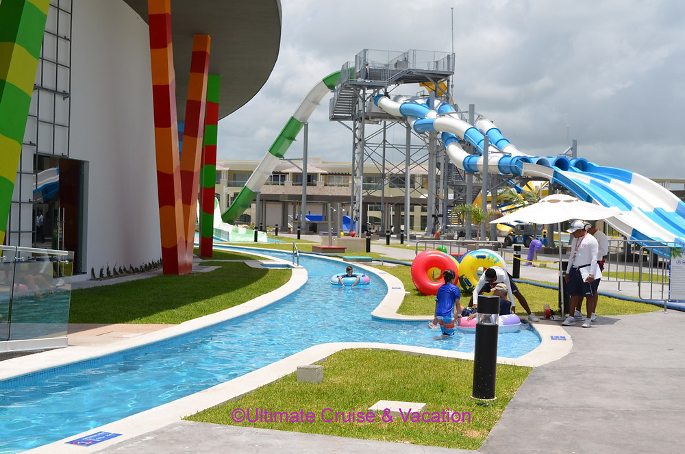 Water Park, Grand at Moon Palace