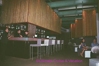EGOS Bar at Live Aqua Cancun
