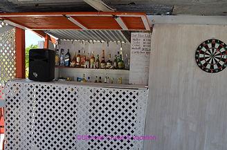 John's Beach Bar & Grill on Barbuda