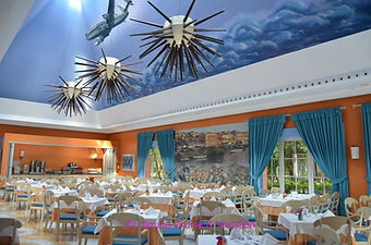 La Marina restaurant, Iberostar Paraiso Maya