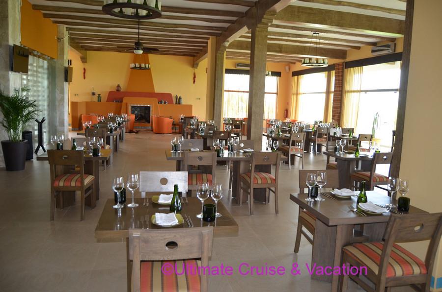 Santa Fe restaurant, El Dorado Royale