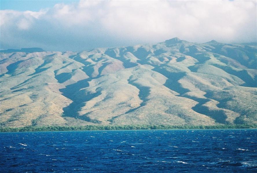 Lanai coast. Maui, Hawaii