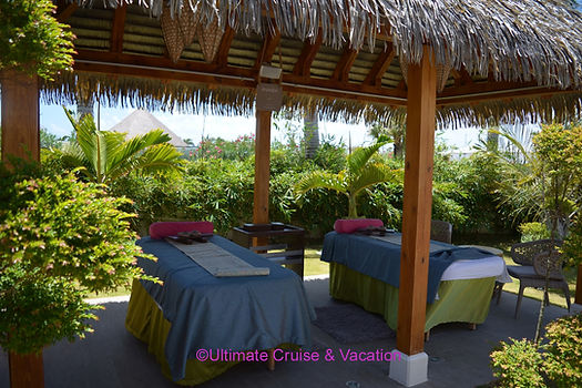 Couples spa cabin, Excellence El Carmen