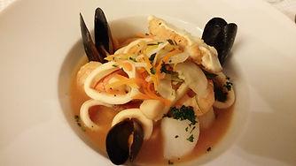 Seafood Feast in AmphorA, Windstar Star