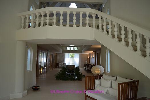 Spa lobby, Excellence Punta Cana