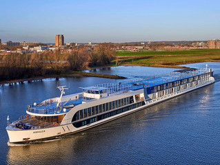 AMAWATERWAYS - RIVER CRUISING UPDATE