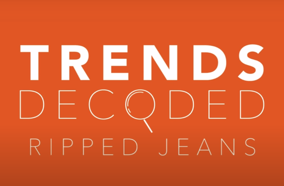 Trends Decoded: Ripped Jeans