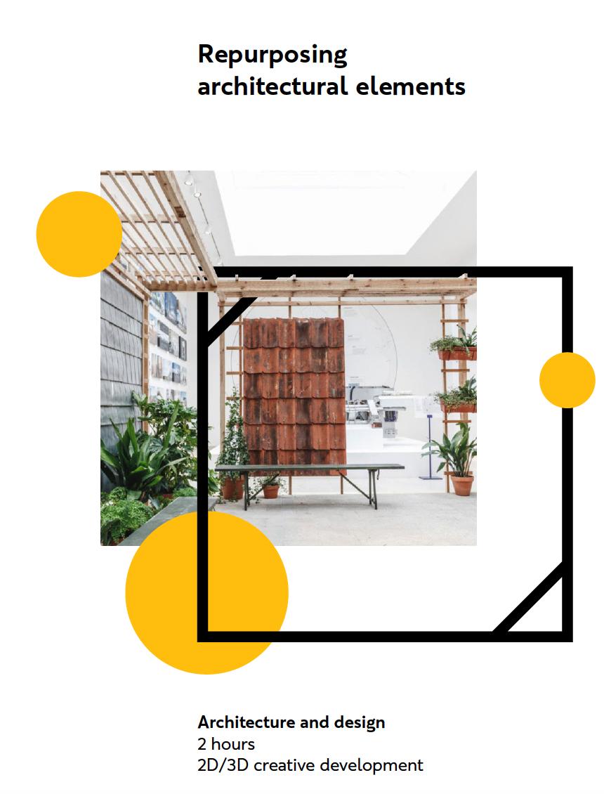 Repurposing Architectural Elements