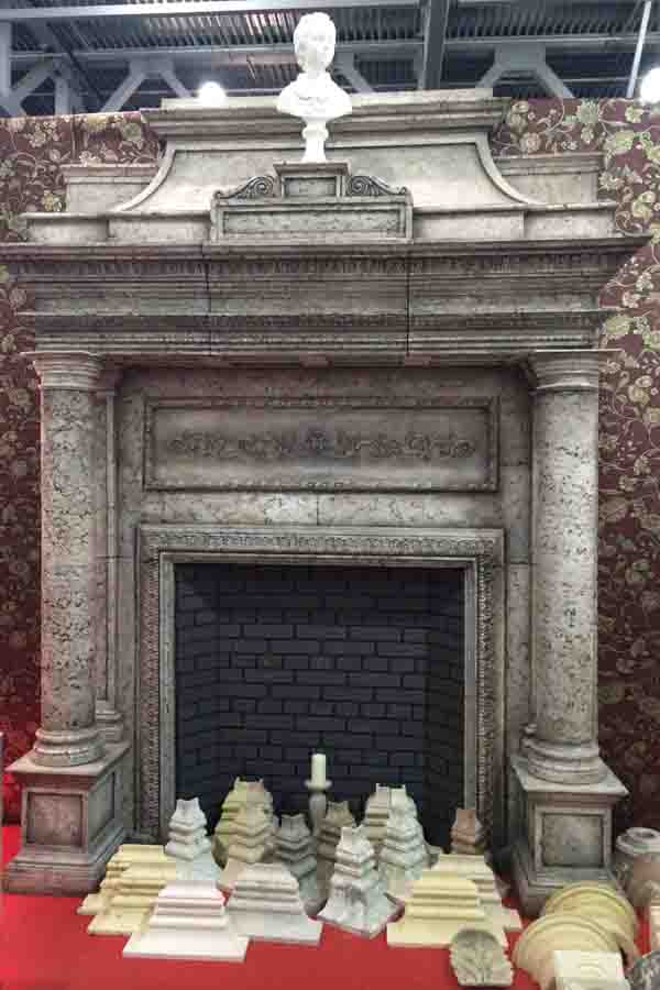 Порталы каминов