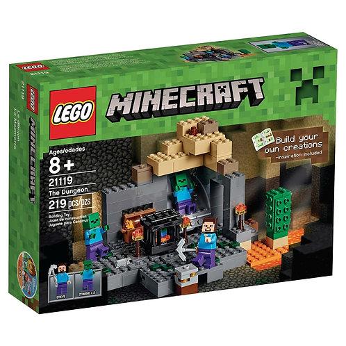 LEGO Minecraft Dungeon