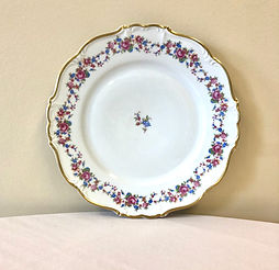 Mismatched Antique Dinner Plate 2.jpg