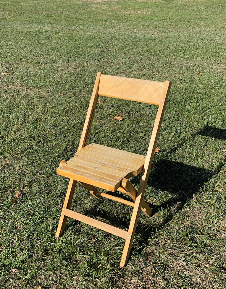 Vintage Milk House Chair (Light)