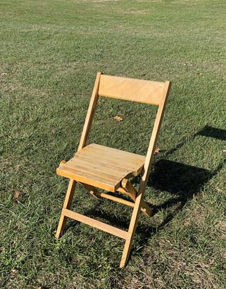 Vintage Milk House Chair (Light)