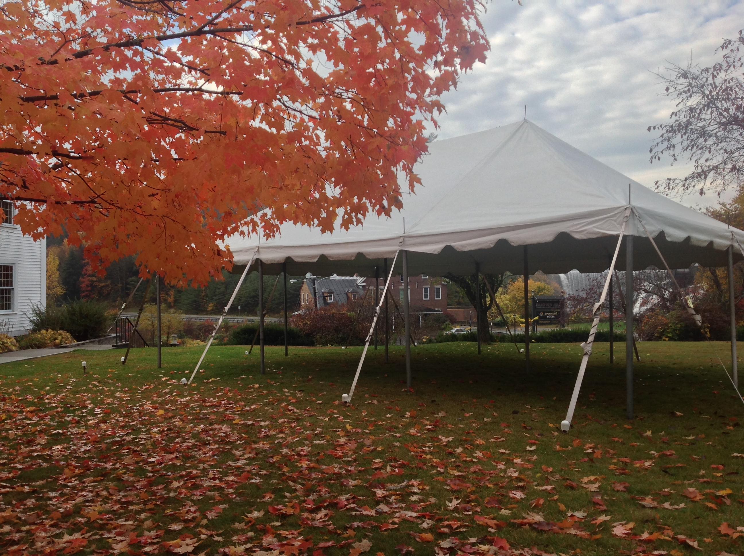 20X30 Pole Tent
