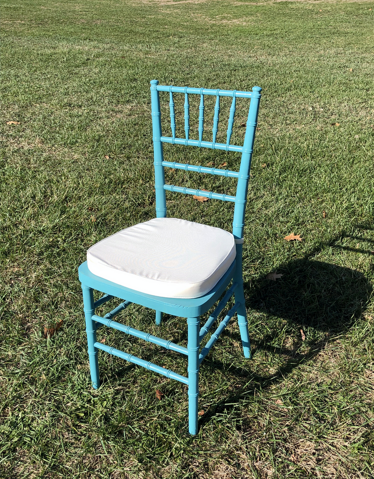 Light Blue Chiavari Chair