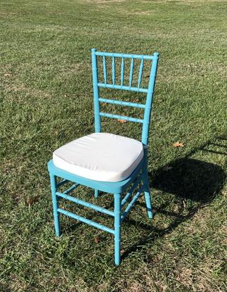 Light Blue Chiavari Chair