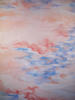 oil on cavas, detail