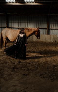 Robe Arcane et étole Gypsy