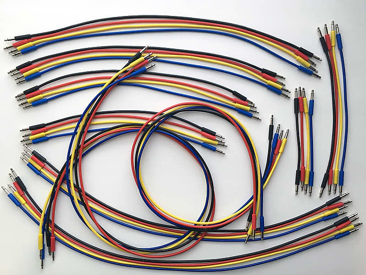 Ultra Thin Patch Cables