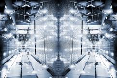 BAGRATIONI DESIGN - SPIDERWEB OF GLASS -