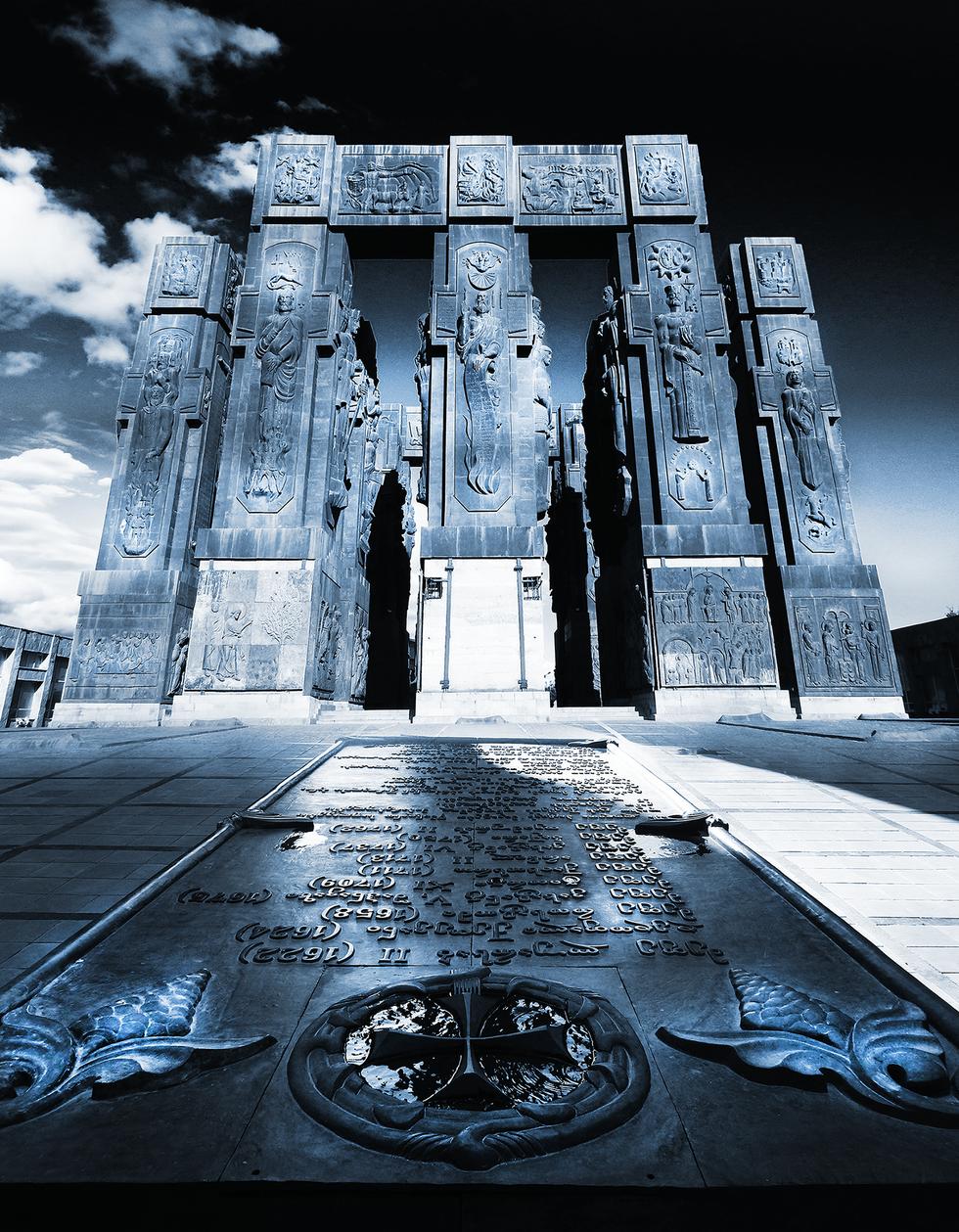 NICK BAGRATIONI 8 - MEMORIES OF ANCIENT