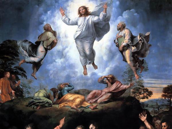 Dipinto di Raffaello Sanzio, Trasfigurazione