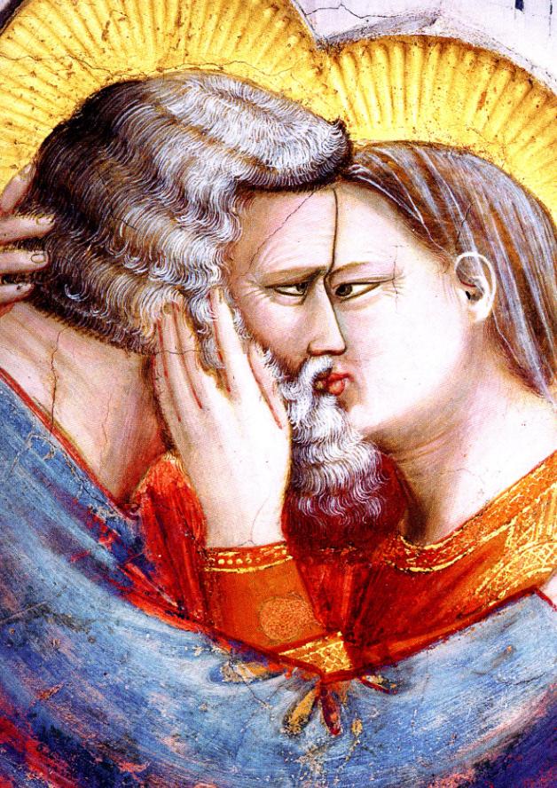 Incontro di Anna e Gioacchino alla Porta d'oro, Immacolata Concezione