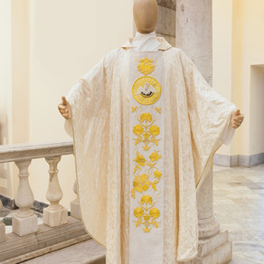 Come scegliere la casula dell'ordinazione sacerdotale