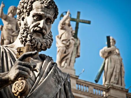 Santi Pietro e Paolo: i due pilastri del cristianesimo celebrati insieme il 29 Giugno