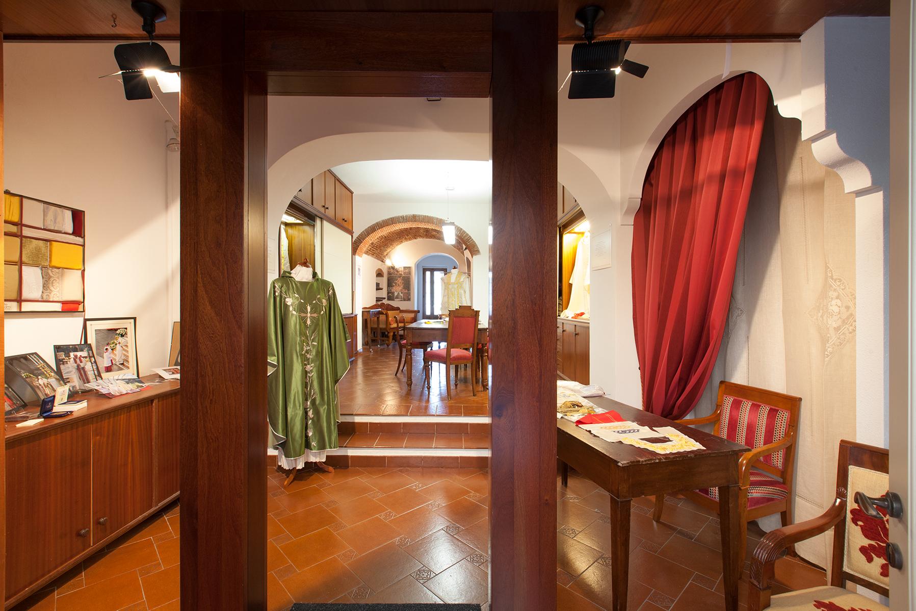 Shop of Arte Ricami in Fosdinovo