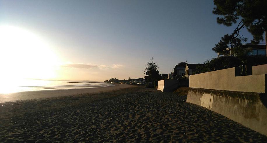 Milford Beach Sunrise.png