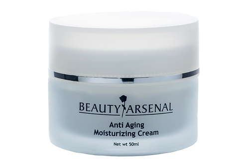 Anti-Aging Moisturizing Cream