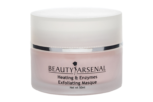 Heating & Exfoliating Mask