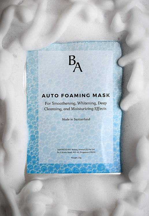 Swiss Auto Foaming Mask