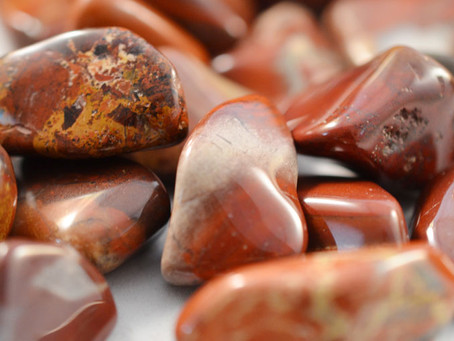 Red Jasper Stone Meaning