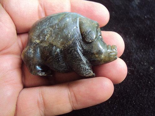 VSB15 Labradorite Pig