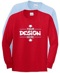 Gildan G240B Youth Longsleeve T-Shirt