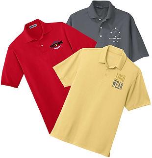 embroidered polo shirts