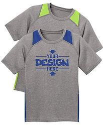 Sport-Tek YST361 Youth Shortsleeve T-Shirt